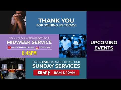 The Secret  3rd Service at the Covenant Nation  21022021