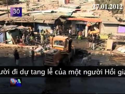 VOA60 Thế Giới 27/01/2012