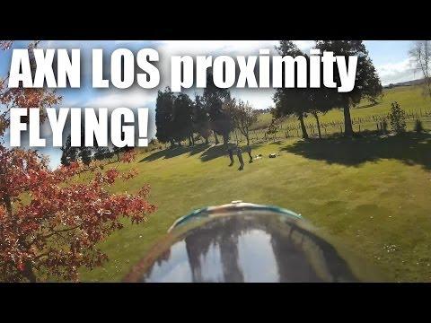 Proximity flying with an AXN RC plane - UCQ2sg7vS7JkxKwtZuFZzn-g