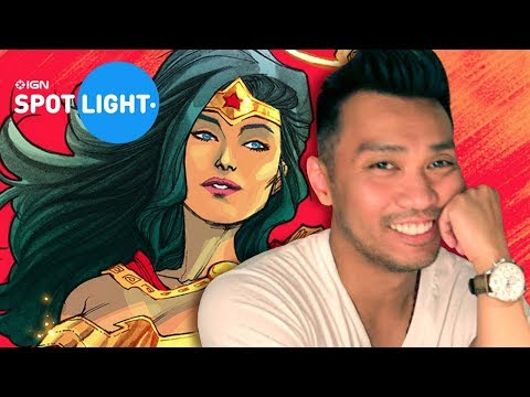 DC Comics Artist on Drawing His Favorite Superheroes - IGN Spotlight - UCKy1dAqELo0zrOtPkf0eTMw