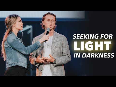 Seeking for Light in Darkness // Testimony: From New Age to New Life