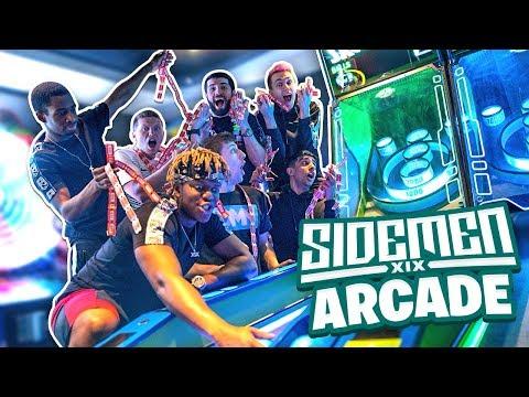 SIDEMEN GO TO THE ARCADE! - UCh5mLn90vUaB1PbRRx_AiaA