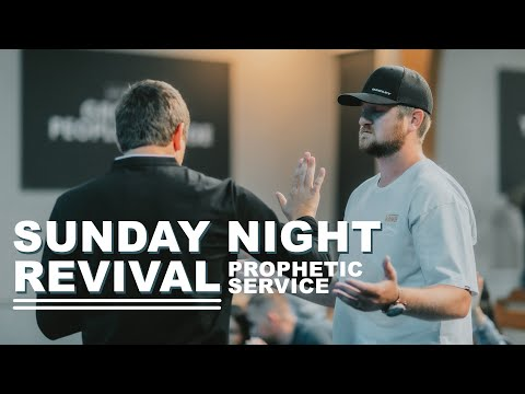#HungryGenAtHome 08.16.20  Sunday Night Revival - Prophetic Service