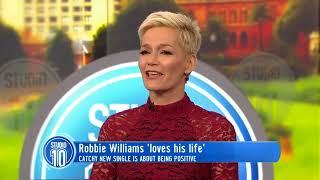 Robbie Williams Studio 10 Interview