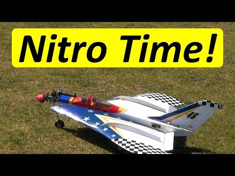 Fast nitro RC plane flown by Crash-test pilot Richard - UCQ2sg7vS7JkxKwtZuFZzn-g