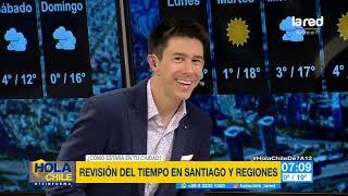 Hola Chile Programa Completo Lunes 15 de Julio 2019