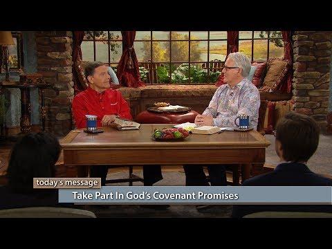 Take Part in Gods Covenant Promises