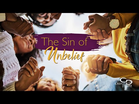 The Sin of Unbelief