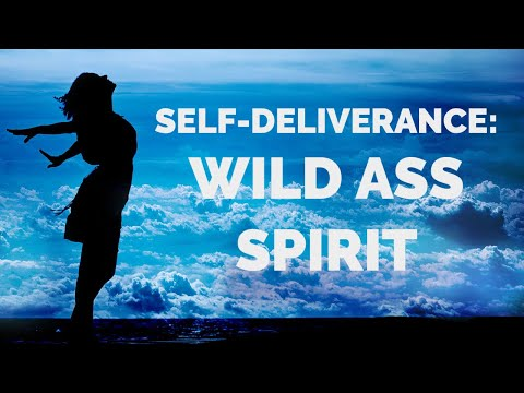 Deliverance from the Wild Ass Spirit  Self-Deliverance Prayers
