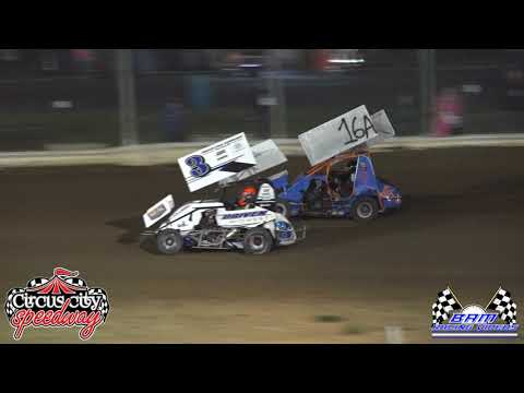 A-Class Feature - Circus City Speedway 5/15/21 - dirt track racing video image