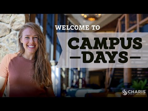 Charis Campus Days 2021: Day 2, Session 2