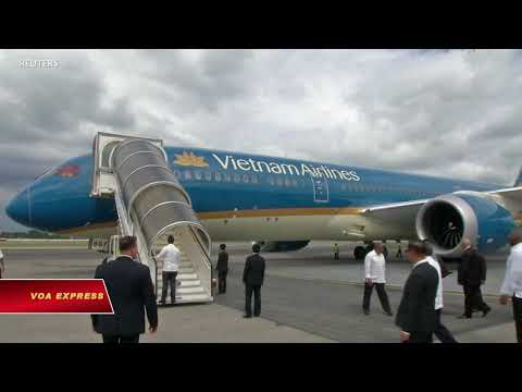 Hàng không Việt Nam 'đủ tiêu chuẩn bay thẳng đến Mỹ' (VOA)