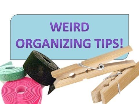 Organizing Tips that WORK! - UCJA8OyDxRY-wm0ya2gtHOsw