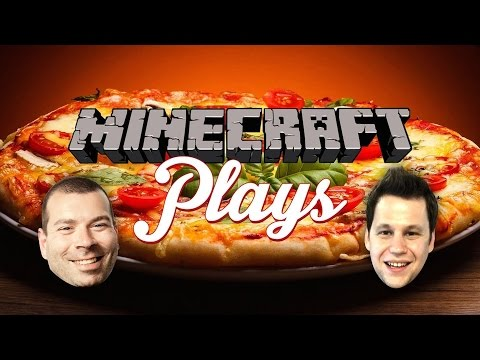 Building a Ginormous Pizza in Minecraft (Pt. 1) - IGN Plays - UCKy1dAqELo0zrOtPkf0eTMw