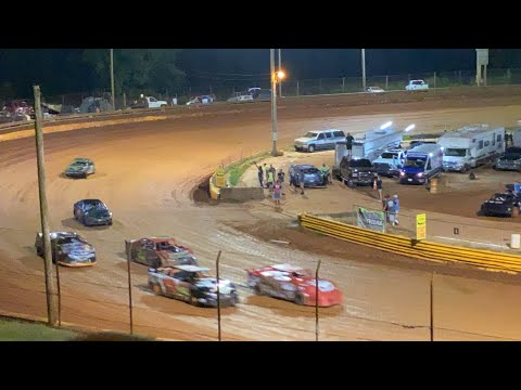 8/20/2021 Young Guns Lavonia Speedway - dirt track racing video image