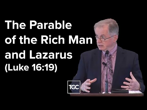 Don Carson  The Parable of the Rich Man and Lazarus