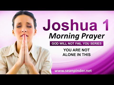 You Are NOT ALONE in This - Morning Prayer