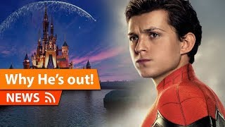 WHY Sony Pulled Spider-Man out of MCU Revealed
