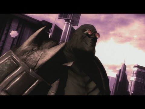 Doomsday Containment Suit Skin - Injustice: Gods Among Us - UCKy1dAqELo0zrOtPkf0eTMw
