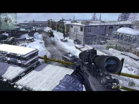 Call of Duty Modern Warfare 2 Spec Ops Gameplay Interview | Racer lt