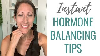 How to Balance Female Hormones Naturally | Herbs that Remedy PMS, PCOS, Painful Periods & Menopause