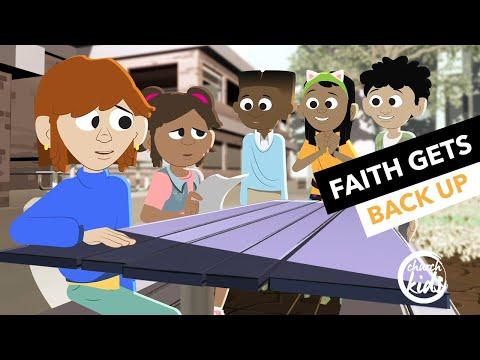 ChurchKids: Faith Gets Back Up