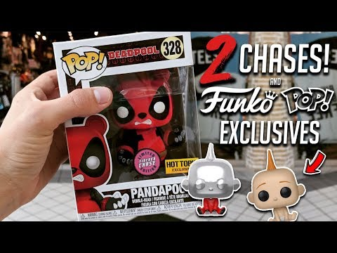 Hot Topic Exclusive Funko Pop Hunt! (2 Chases, Pandapool, Incredibles 2) - UCDXK02PPLkjdaN1gCCbKuDA