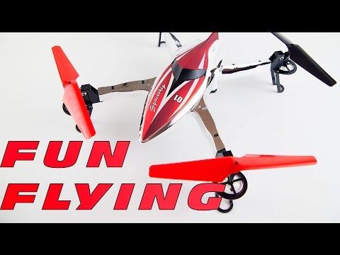 WLtoys Q212G FPV Quadcopter - Fun Flying :) - UCNw7XWzFGn8SWSQvS7Q5yAg