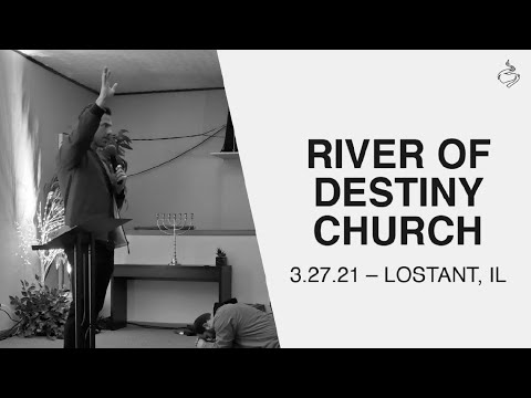 River Of Destiny Church // Brian Guerin // 3.27.21