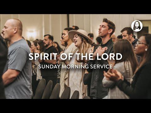 Spirit of The Lord  Michael Koulianos  Sunday Morning Service