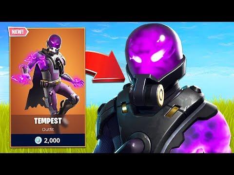 New Legendary Tempest Skin! (Fortnite Battle Royale) - UC2wKfjlioOCLP4xQMOWNcgg