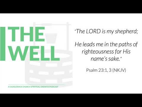 E8 Right Paths (Psalm 23:1, 3)