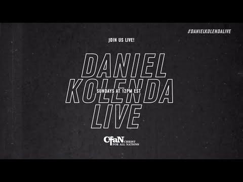 Daniel Kolenda LIVE  April 19, 2020