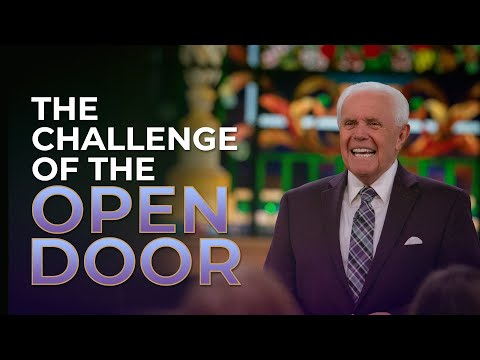 The Challenge of The Open Door (August 30, 2020)  Jesse Duplantis