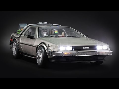Unboxing Hot Toys' Sixth Scale Back to the Future DeLorean - UCKy1dAqELo0zrOtPkf0eTMw