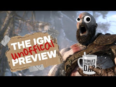 God of War - The Unofficial IGN Preview - UCKy1dAqELo0zrOtPkf0eTMw