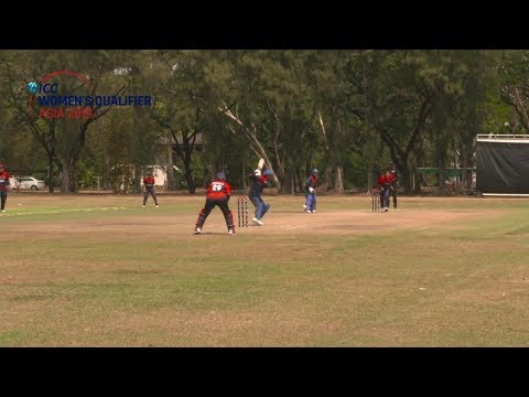 ICC Women's Asia Qualifier 2019: Thailand v Kuwait Highlights