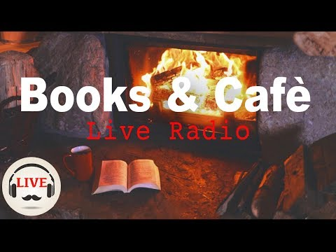 Cozy Jazz & Bossa Nova Music With Fireplace - 24/7 Live Stream - Relaxing Cafe Music - UCJhjE7wbdYAae1G25m0tHAA