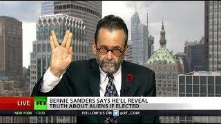 UFO secrets? Even presidents don't know – Lionel