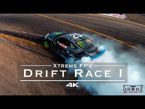 Drift race (Part 1) - xTreme FPV racing drone  [4K] - UCbDH6Ga-wuaam2IHqAxm3hg