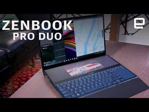 ASUS Zenbook Pro Duo Hands-On at Computex 2019 - UC-6OW5aJYBFM33zXQlBKPNA