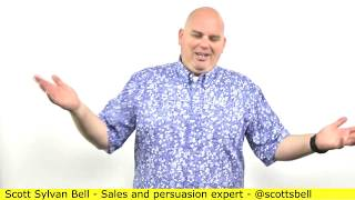 Struggling in sales or being naturally talented which is better - Scott Sylvan Bell