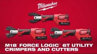 Presstangid Milwaukee M18 HCCT-201C