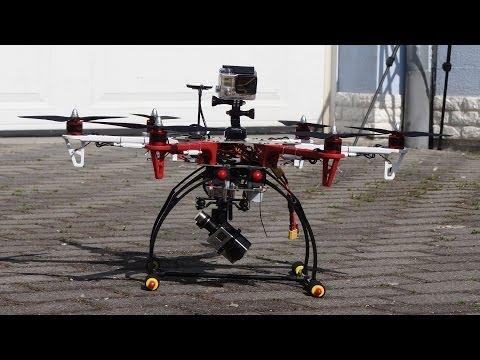DJI F550 first test flight with Phantom batteries - UCZ1NGllReEaEctnBfQV280g