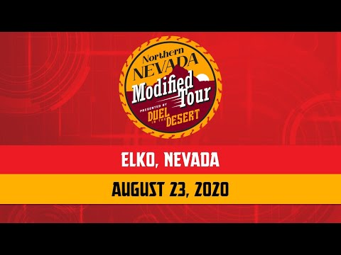 Enjoy this FREE Stream of the Northern Nevada Mod Tour from Summit Raceway in Elko, Nevada on August 23, 2020. Get more information at: www.nevadamods.com - dirt track racing video image