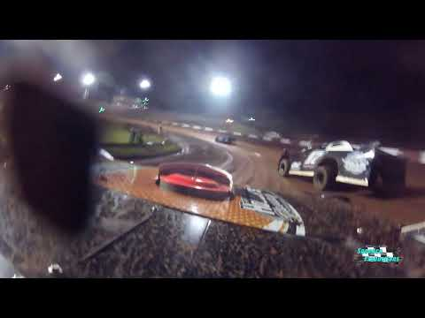 Ride along with Jeremy Williams as he races around Historic Dixie Speedway on 06/26/2021 - dirt track racing video image