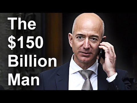 A Day in The Life of Jeff Bezos (Richest Person In The World) - UCtg5C-d_3rPUgMaxr285mQQ