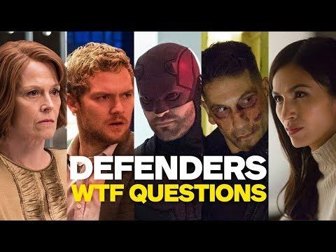 The Defenders' Biggest WTF Questions - UCKy1dAqELo0zrOtPkf0eTMw