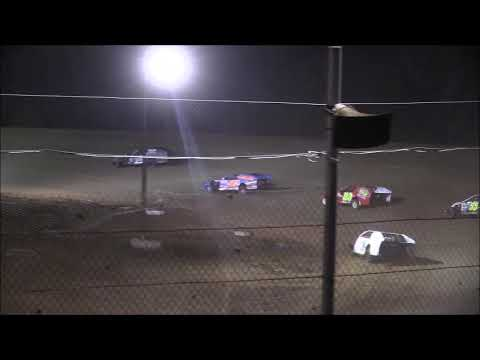 Sport Mod Feature from Atomic Speedway, September 28th, 2018. - dirt track racing video image