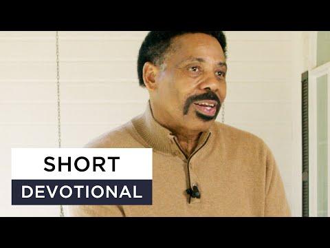 Who Is Jesus Christ? - Tony Evans Devotional